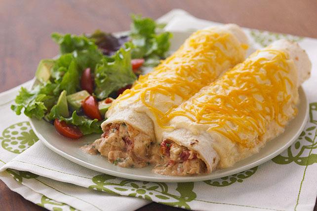 Our Perfect Zesty Chicken Tortilla Bake Kraft Recipes