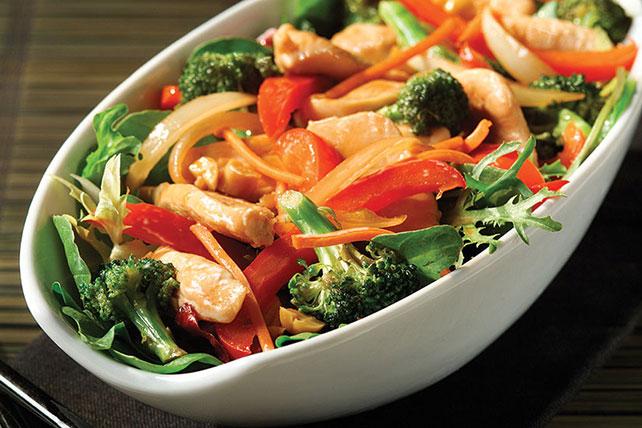 Chicken Stir Fry Salad Kraft Recipes
