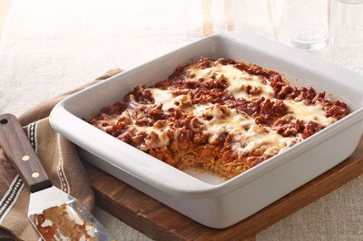 Spaghetti Bake - Kraft Recipes