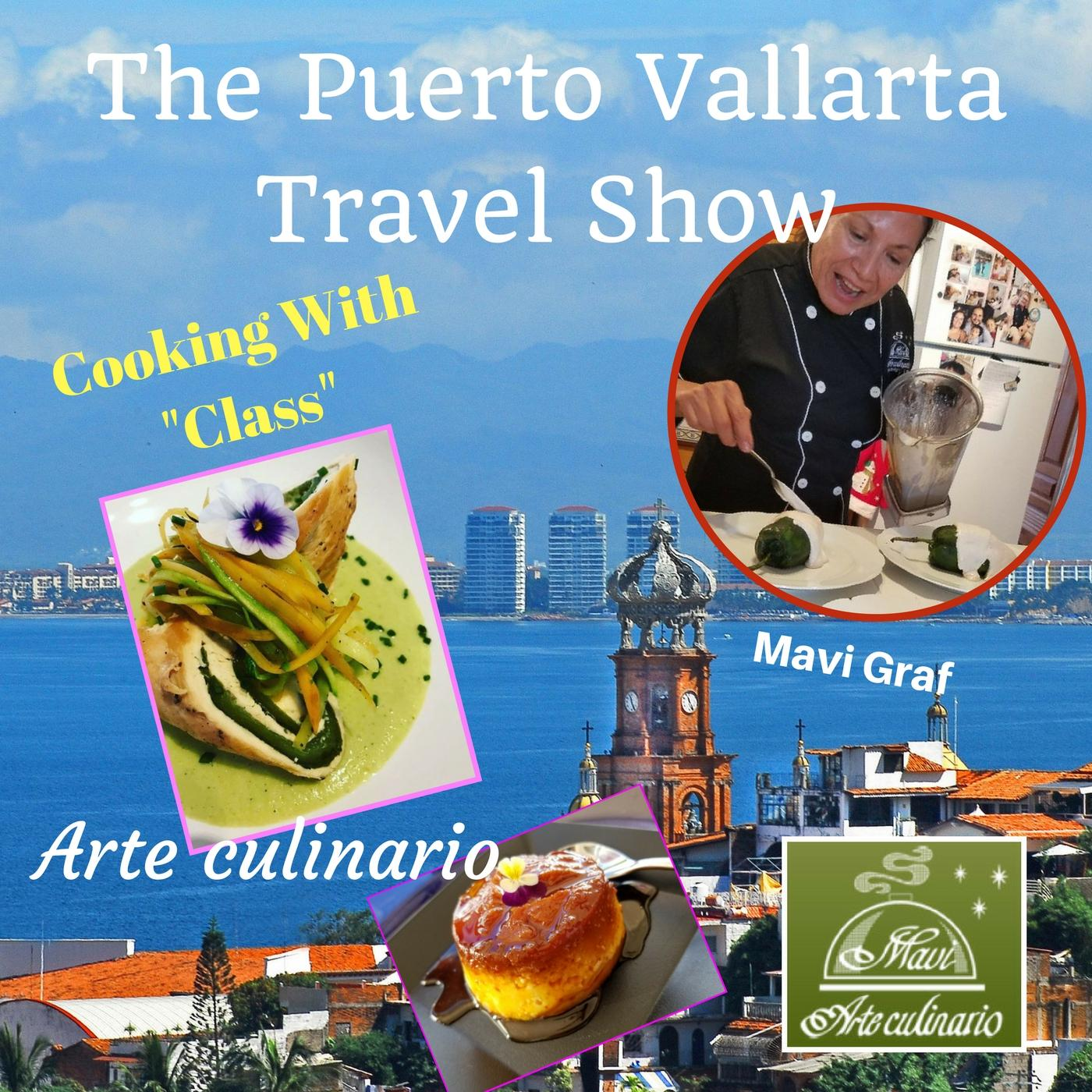 Arte Culinario Wallpaper Puerto Vallarta Travel Show Podcast Cooking Class In Puerto