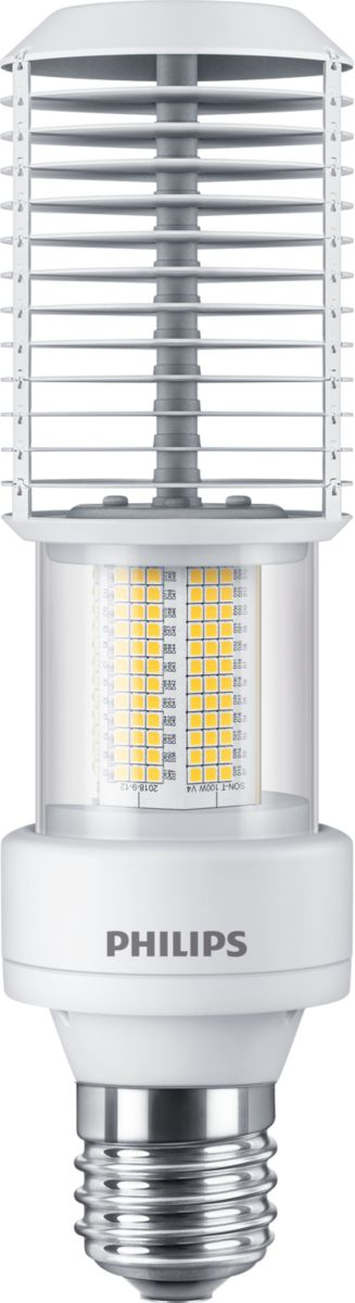Eclairage Public Led Philips Tforce Led Road 84 55w E40 730 Lampes Led Trueforce Pour