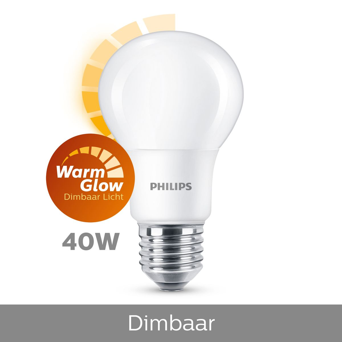 Dimbaar Led Verlichting Led Lamp Dimbaar 8718696706893 Philips
