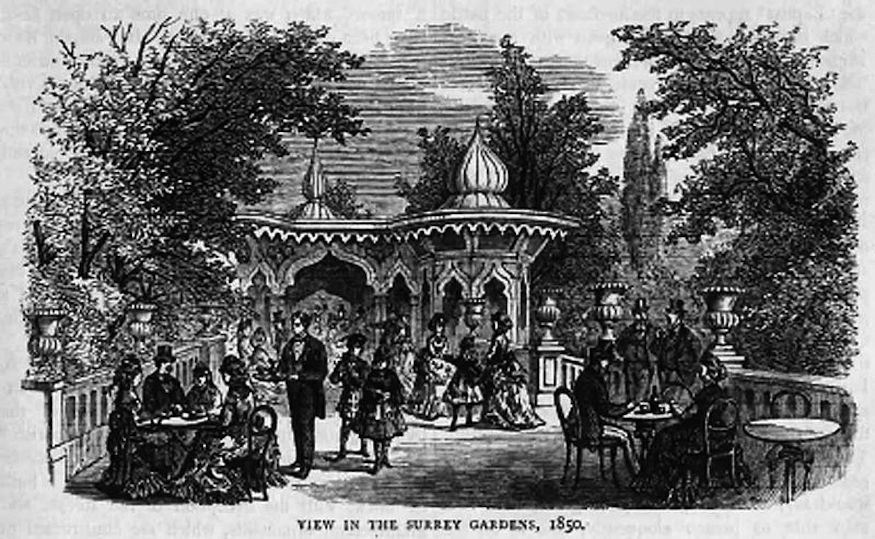 Tivoli Gardens News The South London Park Which Once Housed A Zoo And A
