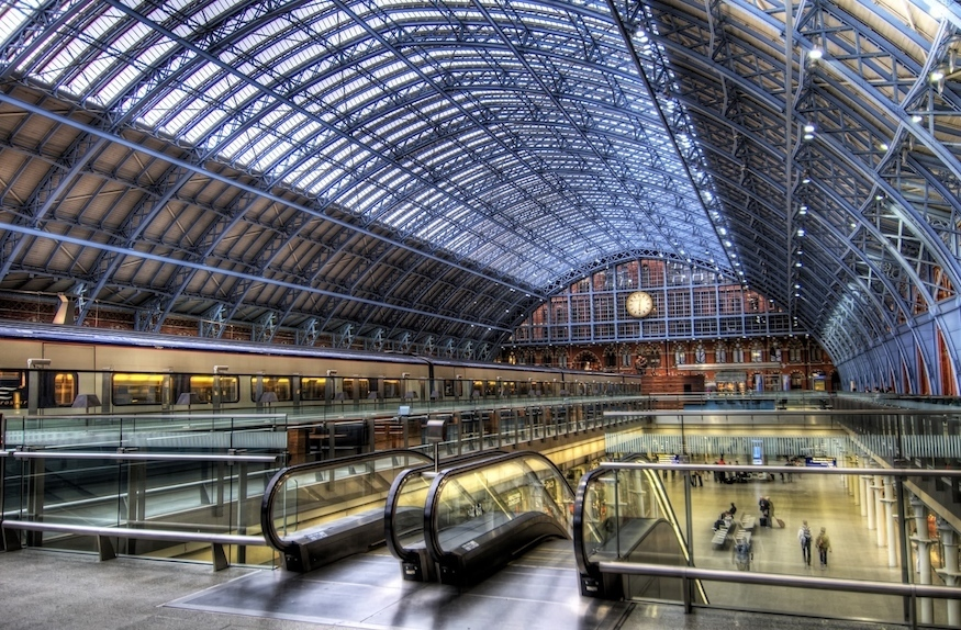 Car Hdr Wallpaper 7 Weird Facts About St Pancras Station Londonist