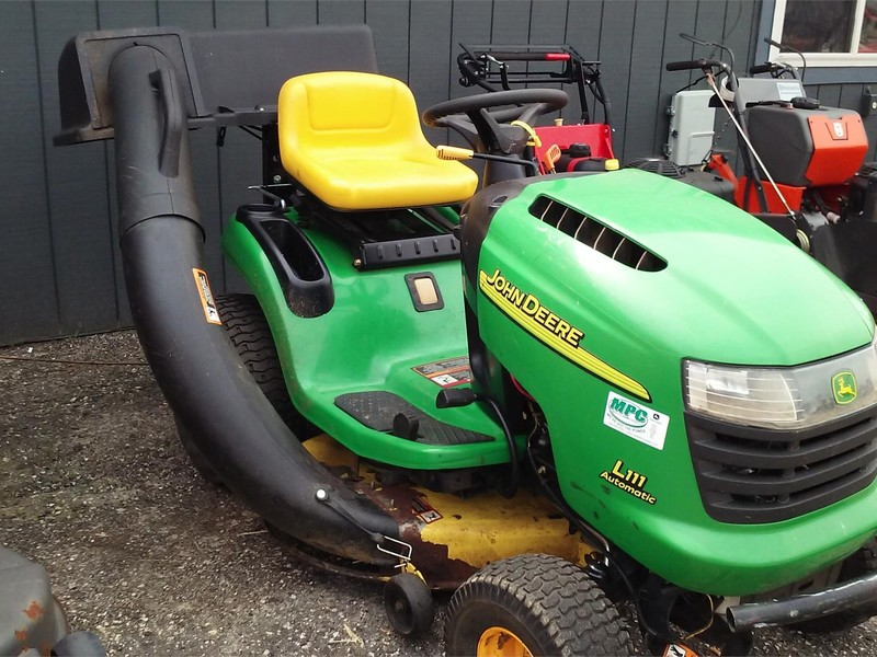 John Deere L111 Lawn and Garden for Sale Machinery Pete