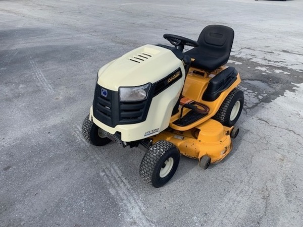 Used Cub Cadet LTX1050 Lawn and Garden for Sale Machinery Pete