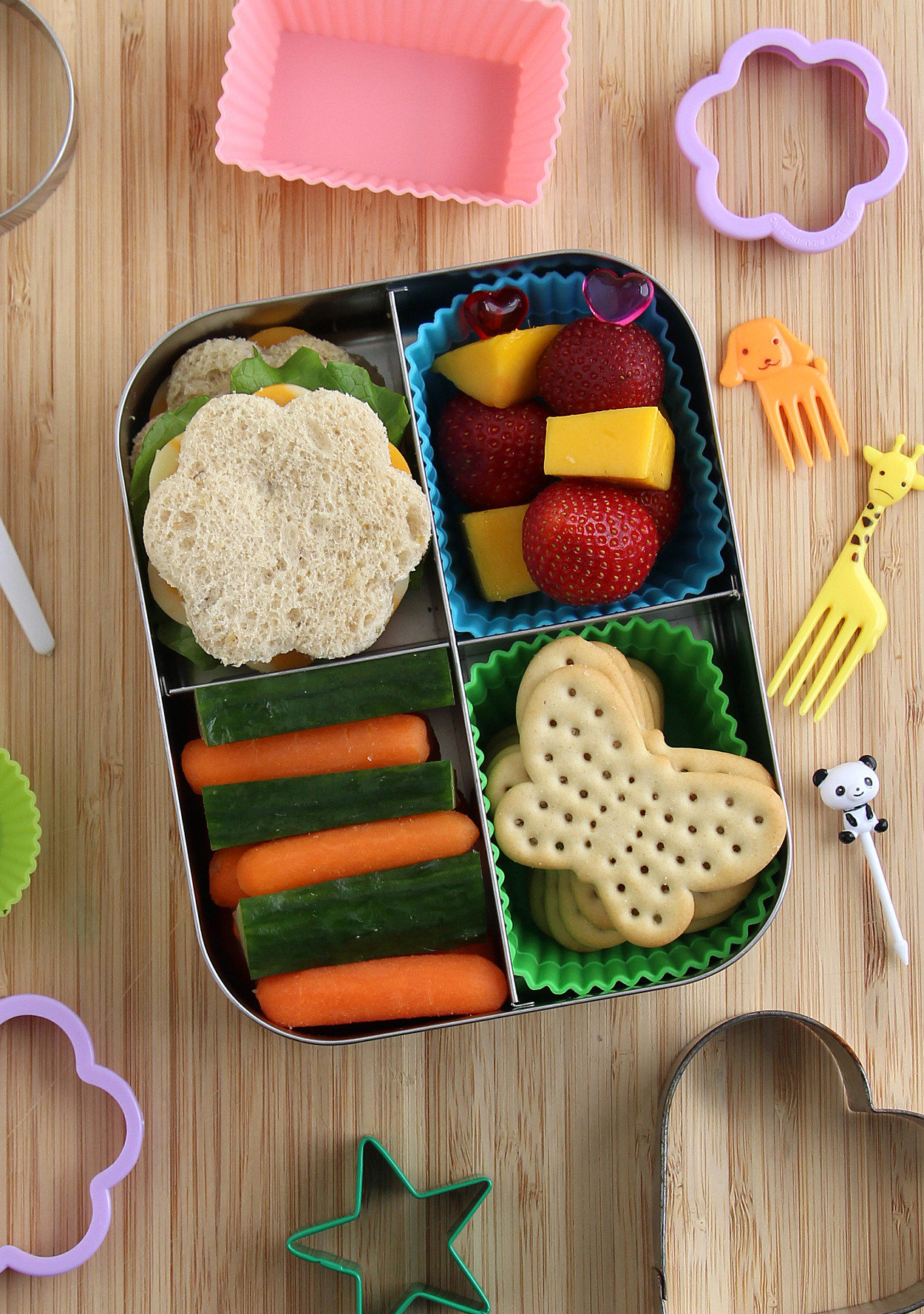How To Make Fabulous And Fun Bento Box Lunches For Your