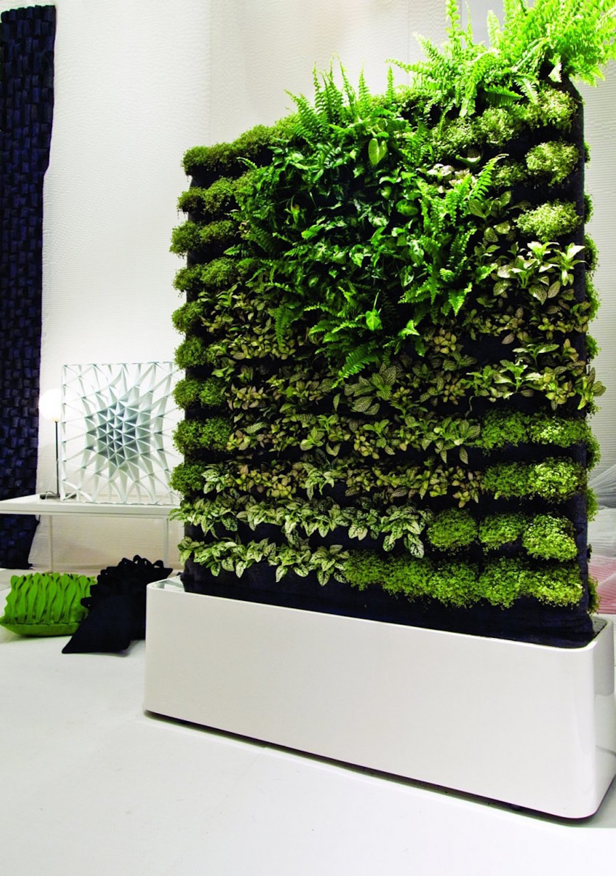 Ikea Plantation Moss Wall Art Isn't Just Pretty, It's Good For You Too