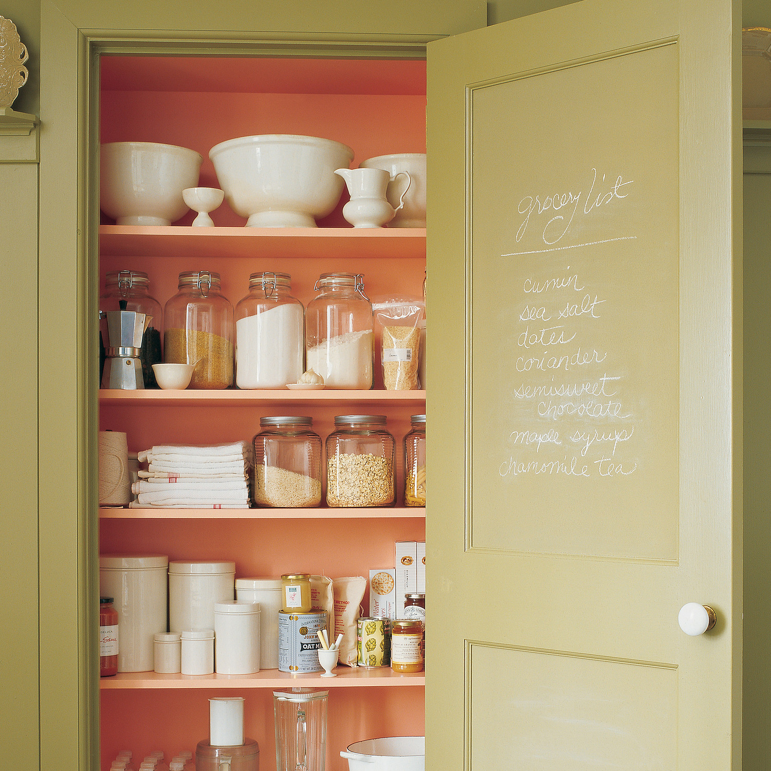 Cupboard Storage Ideas Best Pantry Storage Ideas Martha Stewart
