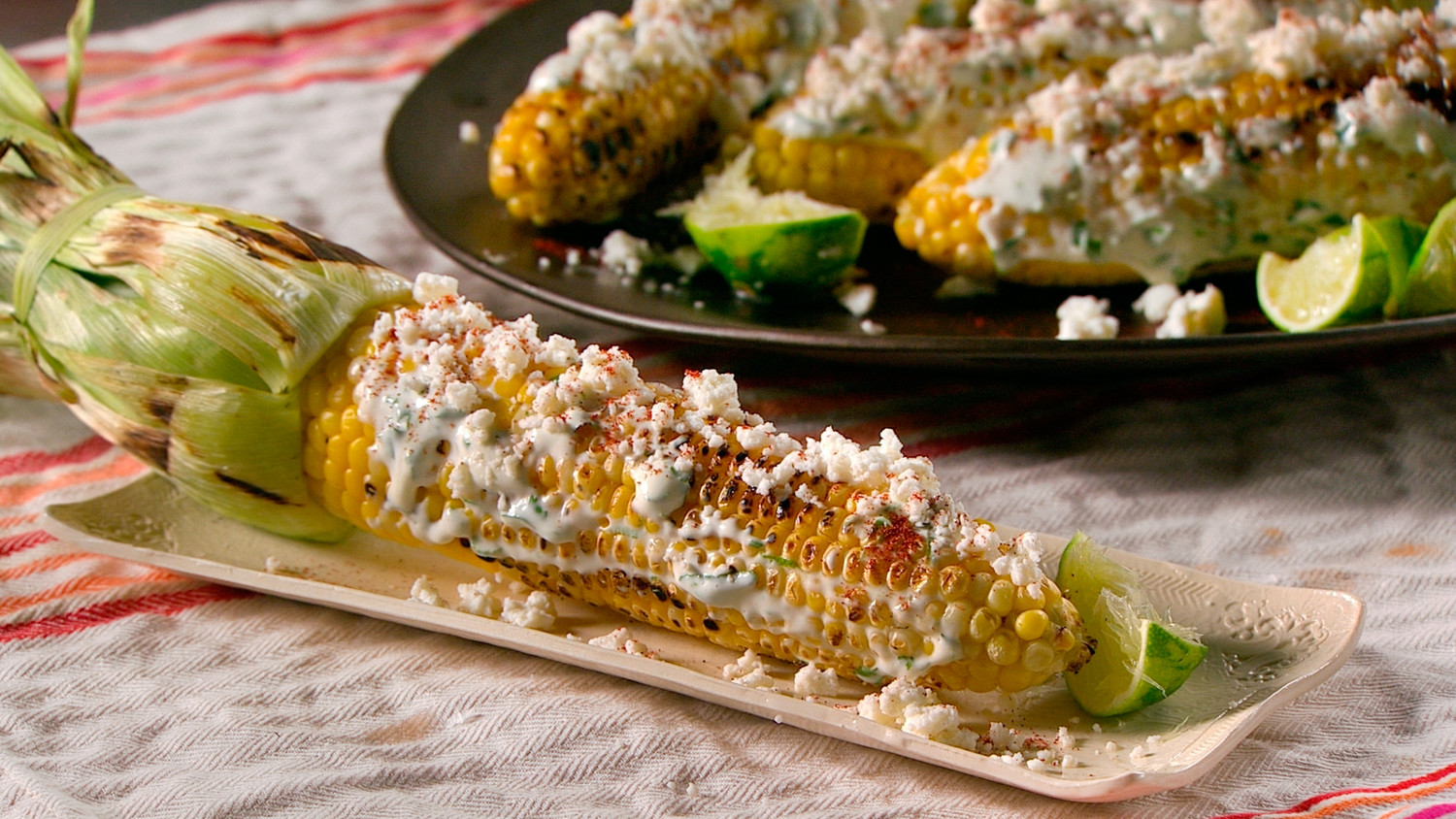 Mexican Bathroom Mexican Corn Recipe | Martha Stewart