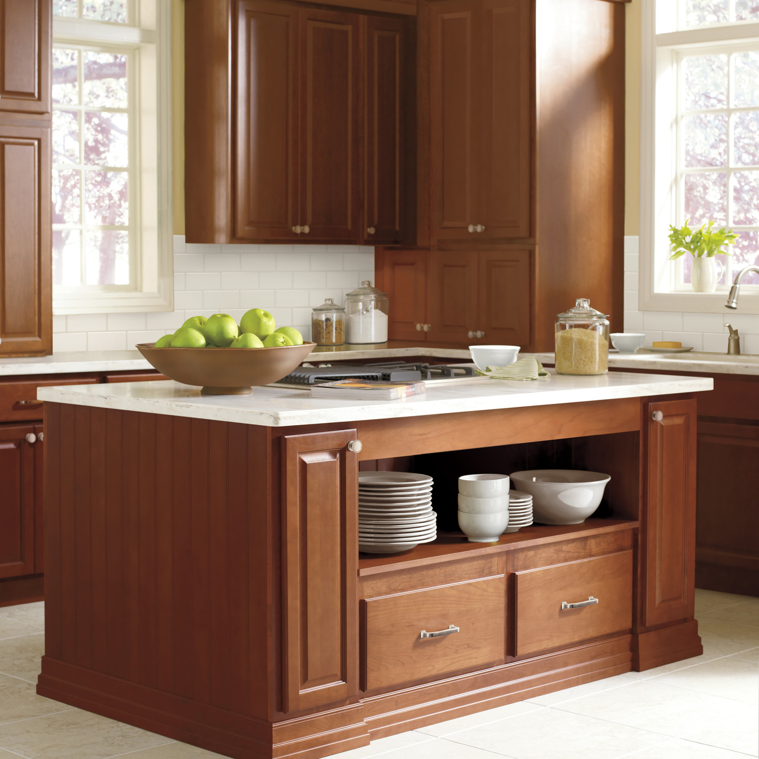 How To Clean The Kitchen Cabinets How To Seriously Deep Clean Your Kitchen Cabinets Martha