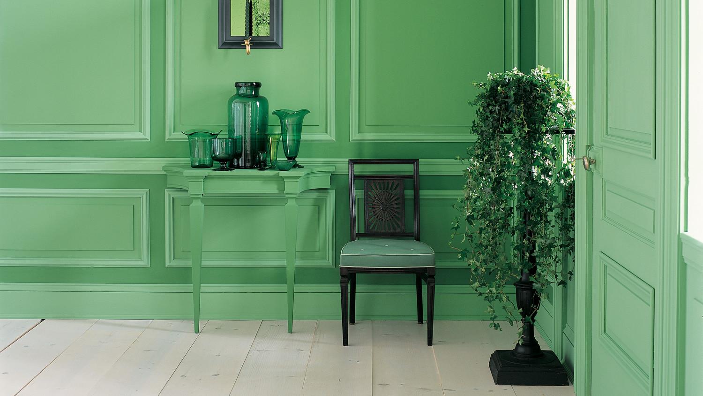 Green Rooms Martha Stewart