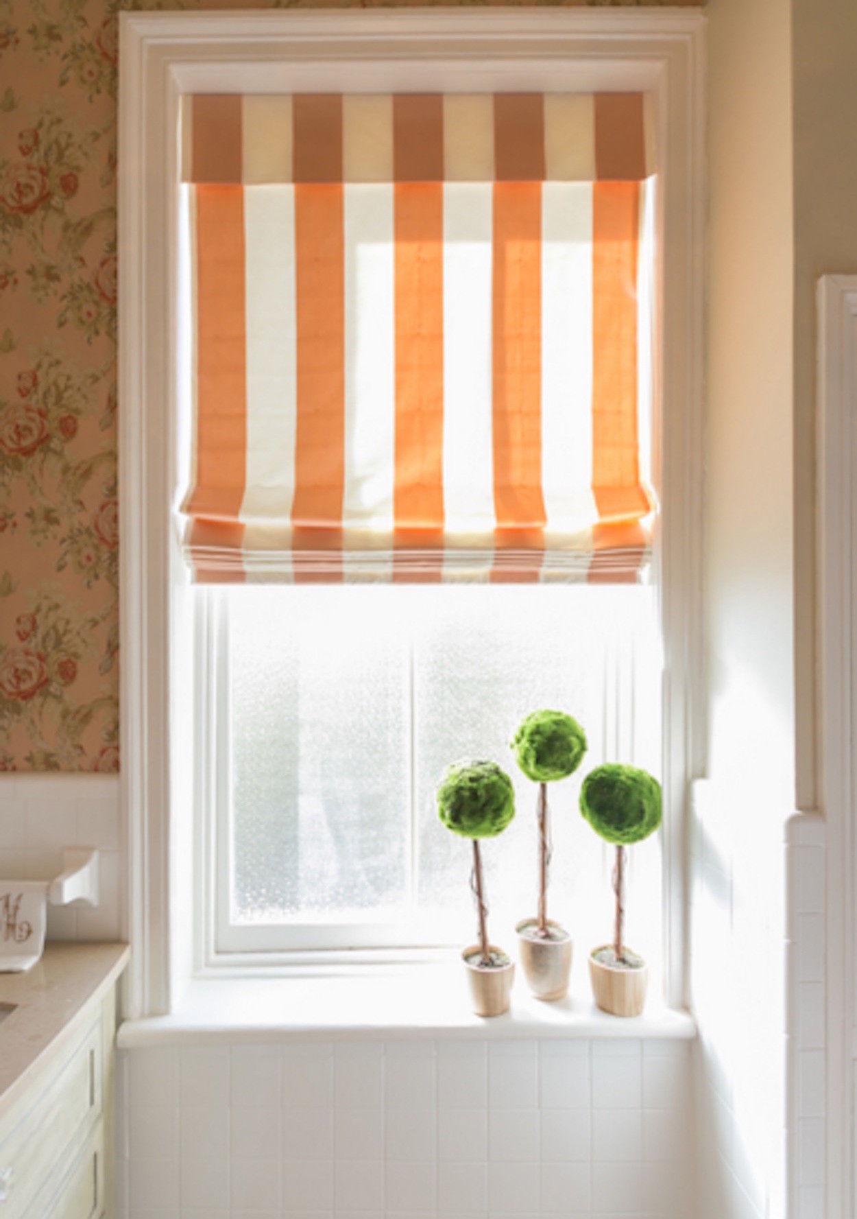 Bathroom Window Covering 7 Different Bathroom Window Treatments You Might Not Have Thought