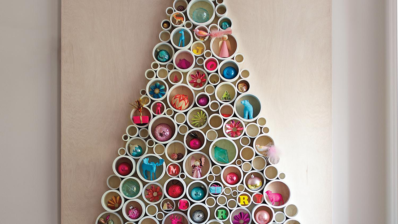 Pvc Pipe Tree Martha Stewart