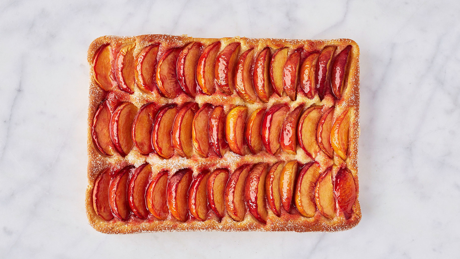 Decorating Styles Baltimore Peach Cake
