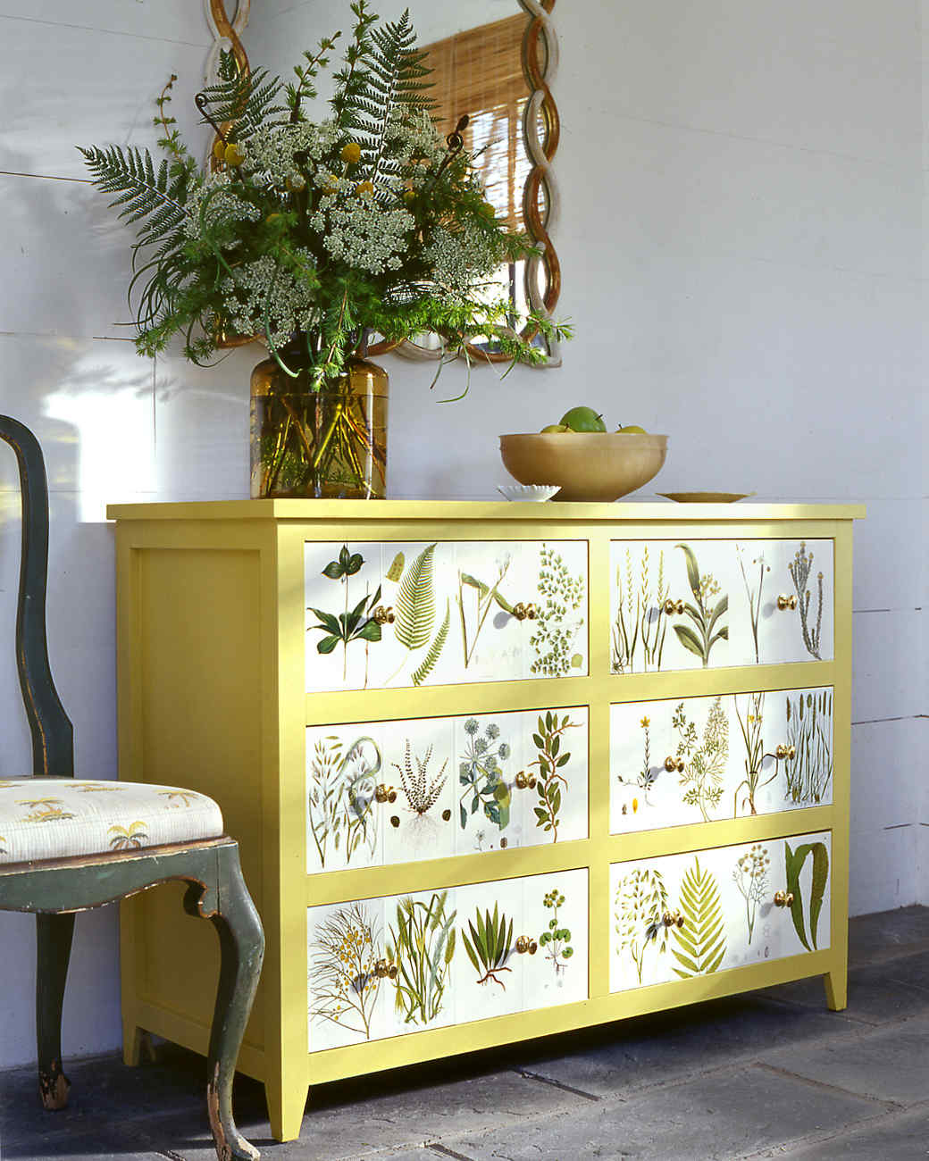 Ikea Möbel Pimpen Blog The Magic Of Decoupage | Martha Stewart