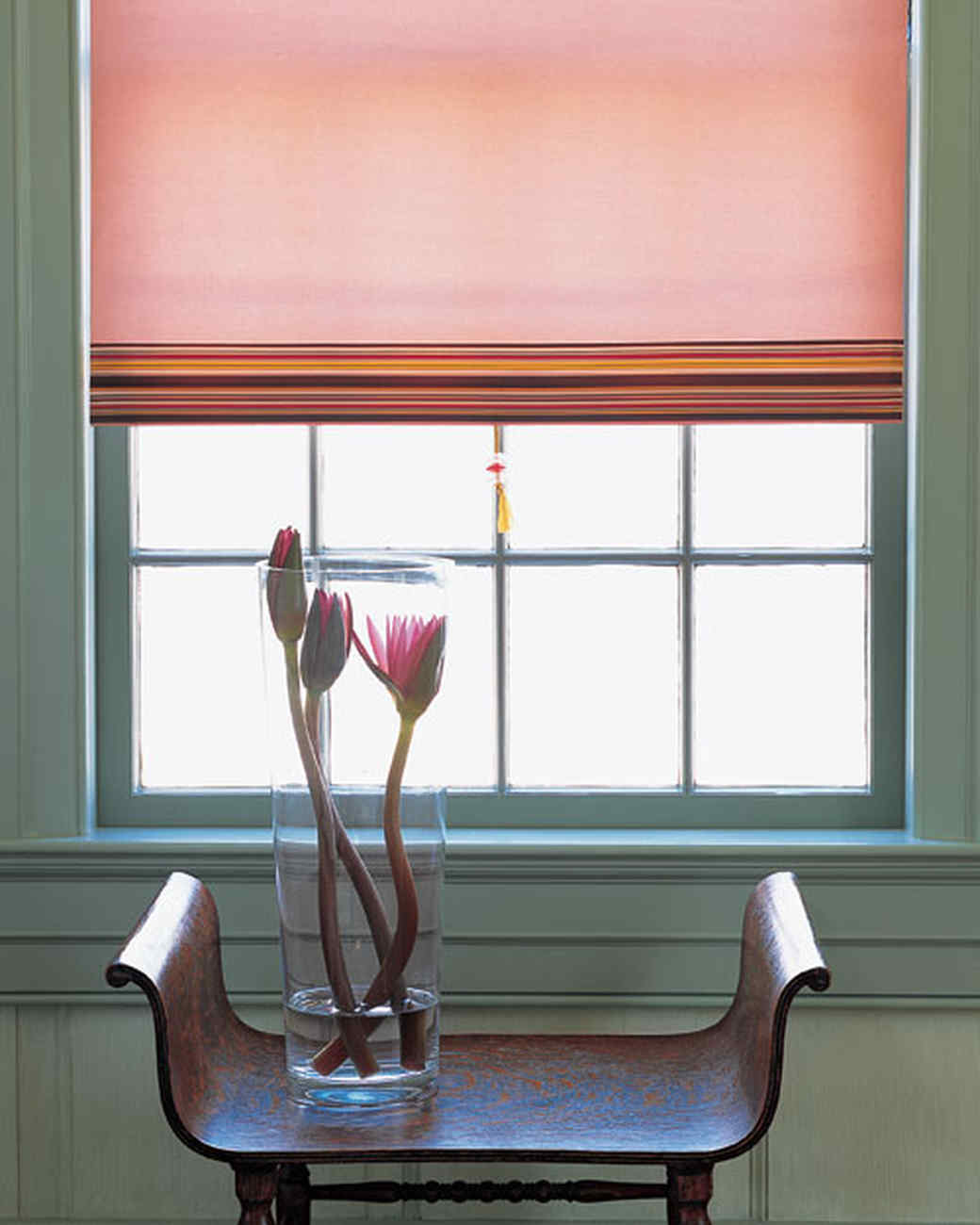 Ribbon Trim Curtains Shade And Curtain Projects To Personalize Your Windows Martha