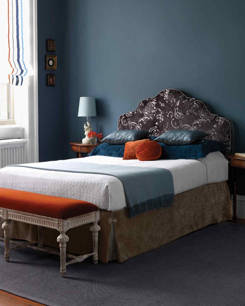 Blue Bedroom Ideas For Adults Blue Rooms Martha Stewart