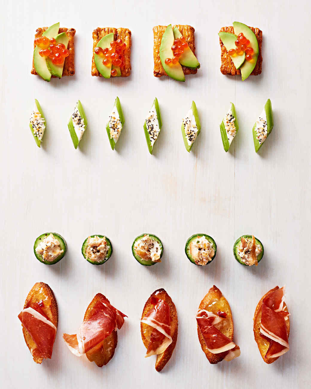 Canape Design Hawaii Our Best No Cook Appetizers For Super Easy Entertaining Martha