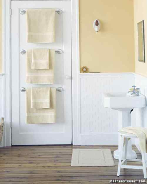 Medium Of Bathroom Shelving Solutions