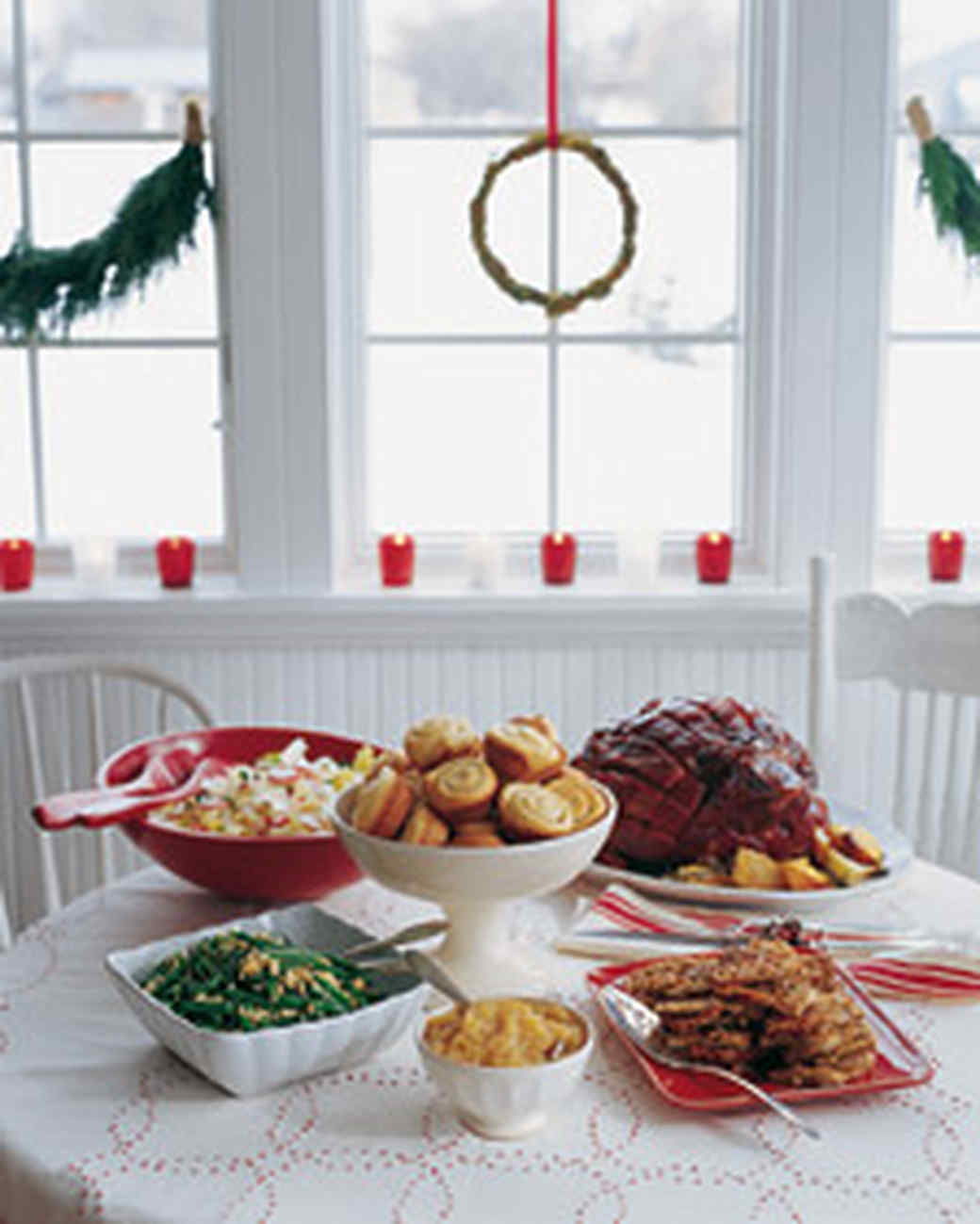 Classic Table Side Dishes Holiday Parties And Menus Martha Stewart
