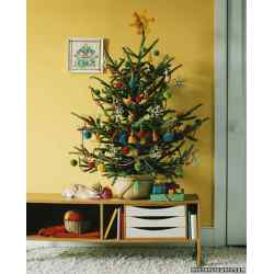 Small Crop Of Martha Stewart Christmas Tree