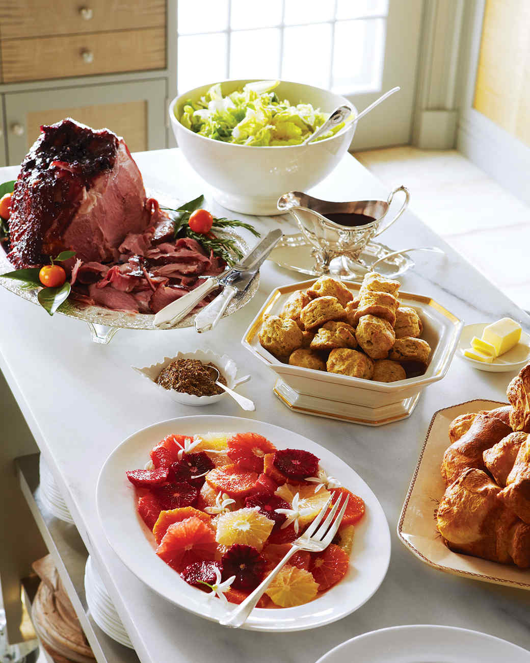 Lingonberry Jam Easter Ham Recipes: To Glaze Or Not To Glaze, That Is The