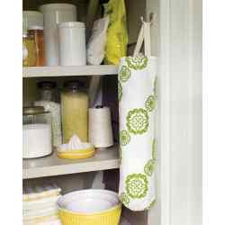 Sterling Plastic Bag Organizer Plastic Bag Organizer Martha Stewart Garden Bag Her garden Garden Bag Holders