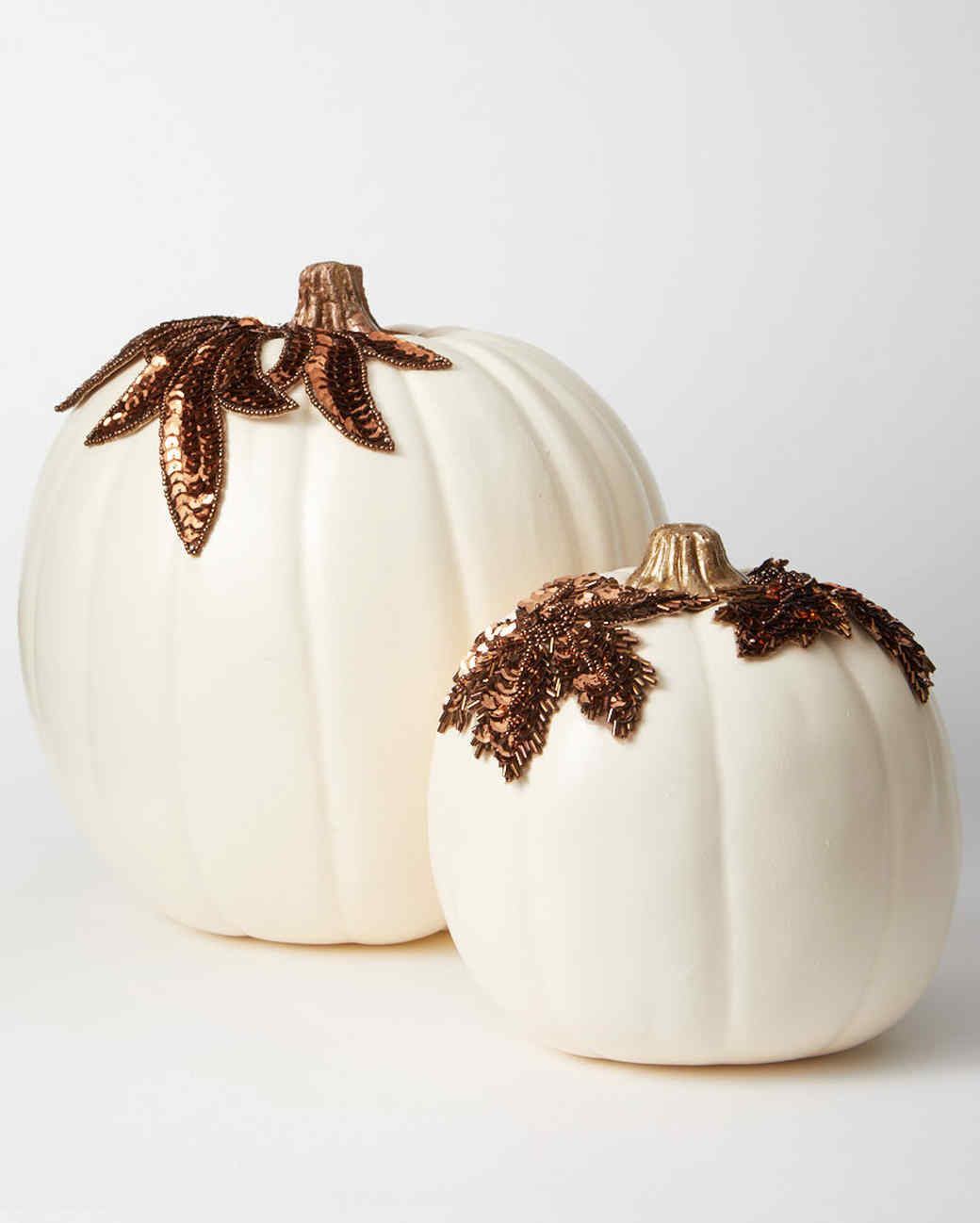 Applique Appliqué Pumpkins Martha Stewart