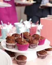Brownie Muffins Recipe | Martha Stewart