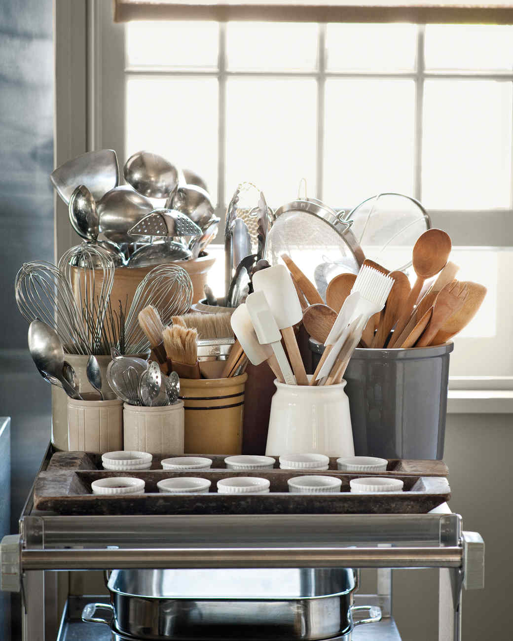 Kitchen Organizer Storage Organize Your Kitchen Cabinets In Nine Easy Steps Martha Stewart