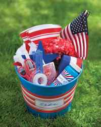 Fourth of July Bike Parade | Martha Stewart