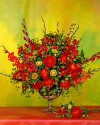 Red Flower Arrangements