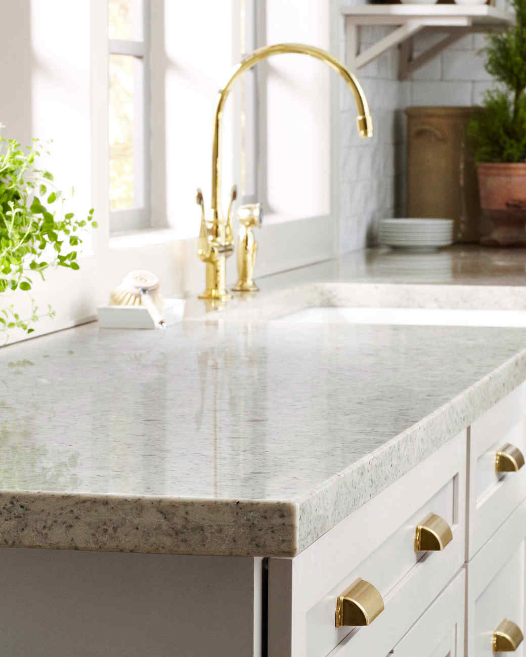 Can You Paint Corian Countertops Home Depot Quartz And Corian Countertops Martha Stewart