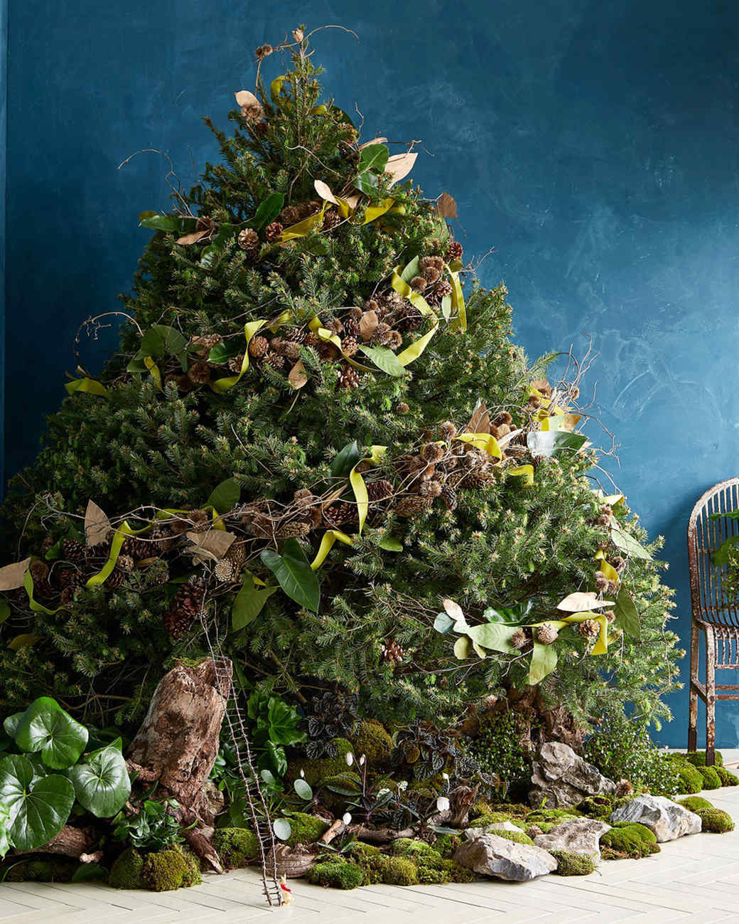 Christmas Tree Stand For Sale 25 Creative Christmas Tree Decorating Ideas Martha Stewart