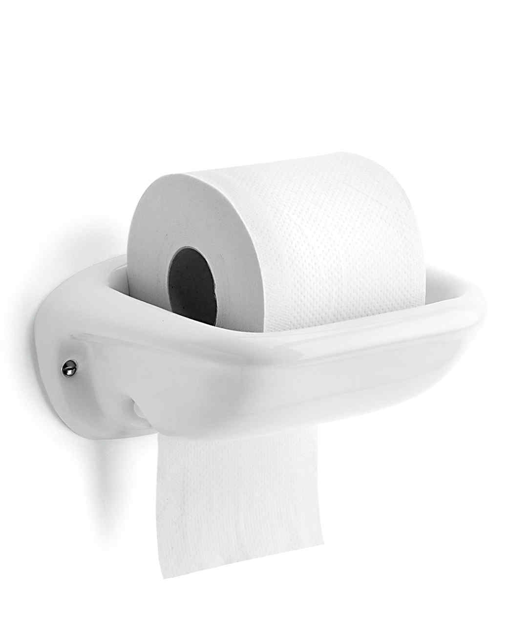Black Ceramic Toilet Paper Holder Order In The House Design Lessons From Remodelista