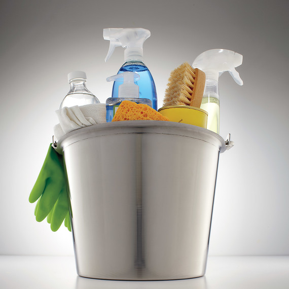 What's in Martha's Kitchen Cleaning Kit?