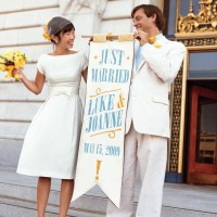 20 City Hall Wedding Dress Ideas for Making It Official in ...