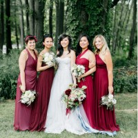 Bridesmaids' Dresses | Martha Stewart Weddings