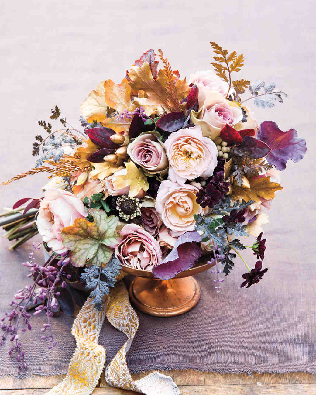 Ausgefallene Blumensträuße Fall Wedding Flower Ideas From Our Favorite Florists