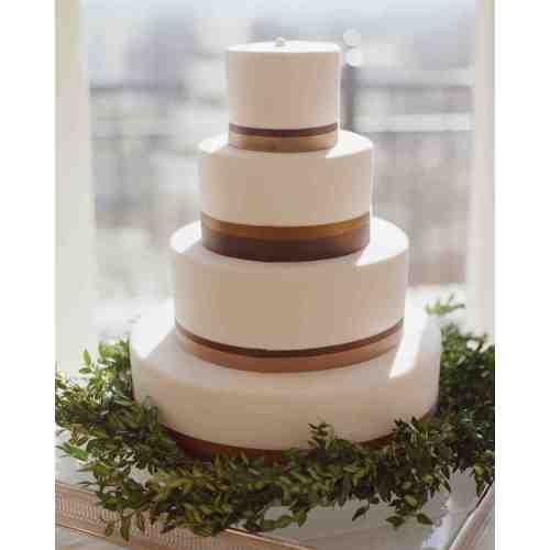 Medium Crop Of Simple Wedding Cakes