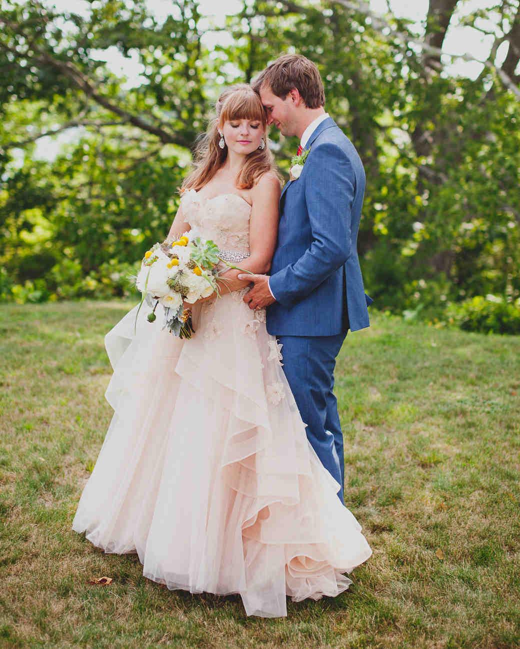 pretty pink wedding dresses wedding dresses pink Flowing Pink Wedding Dress