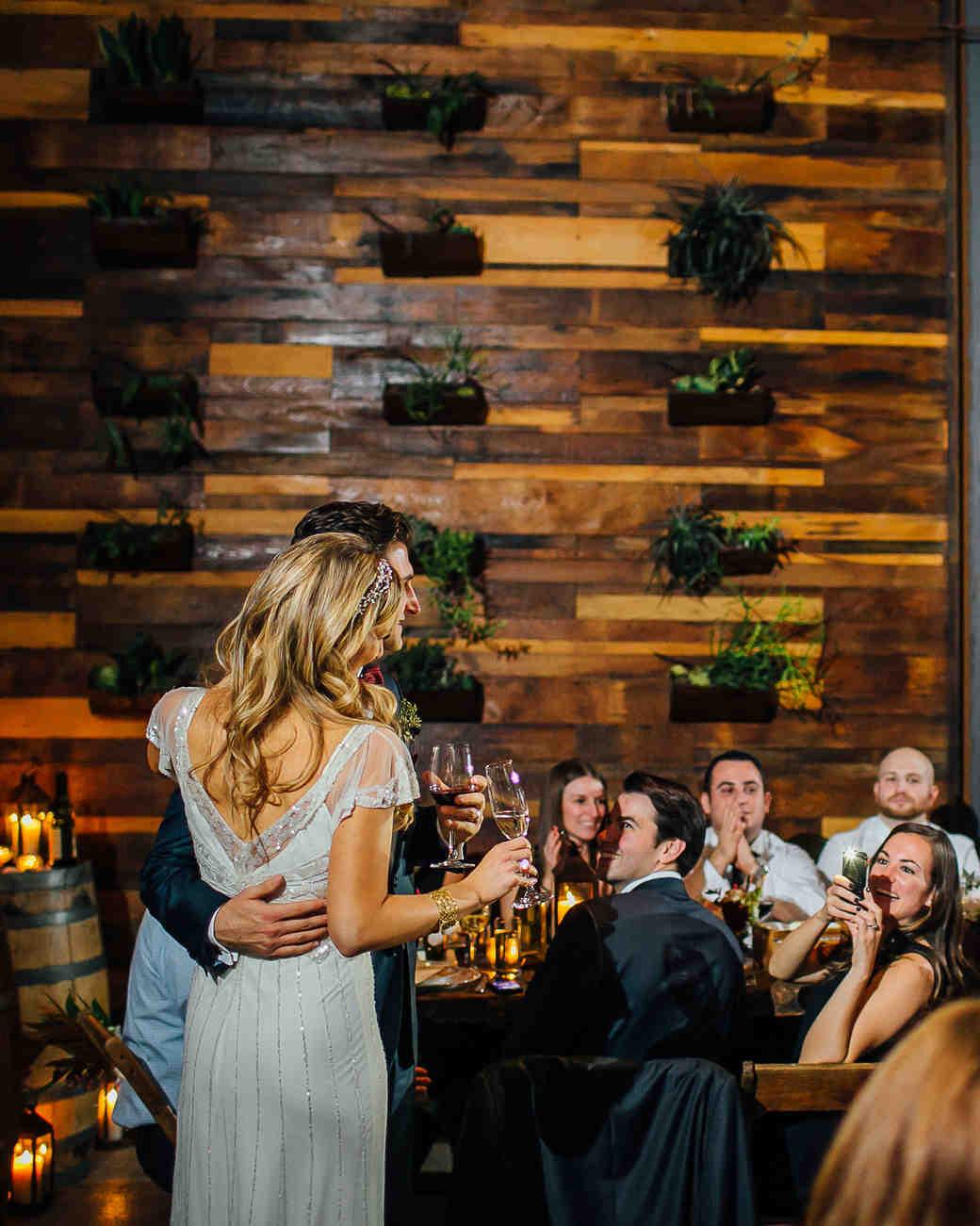 6 Rules for Giving a Wedding Toast | Martha Stewart Weddings