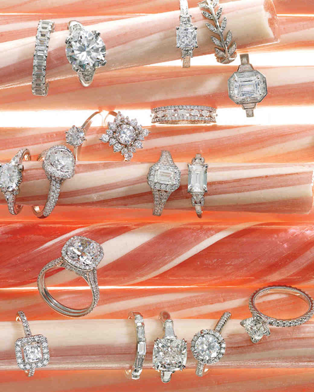wedding rings we love weddings rings A Diamond Glow