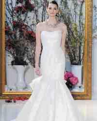 60 Wedding Dresses with Bows | Martha Stewart Weddings