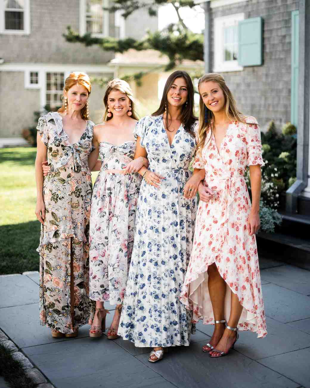 Party Chic 38 Looks That Prove Bridesmaids Dresses Can Be Chic Martha