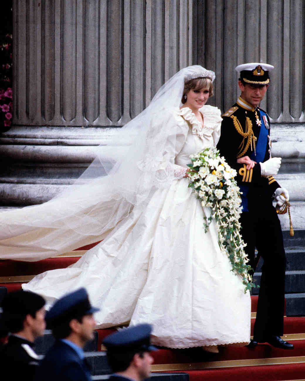 fashion wedding dressing Princess Diana s Wedding Dress Designer Shares What It Was Like to Create Her Gown