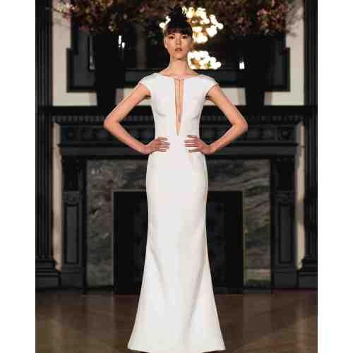 Medium Crop Of Sheath Wedding Dresses