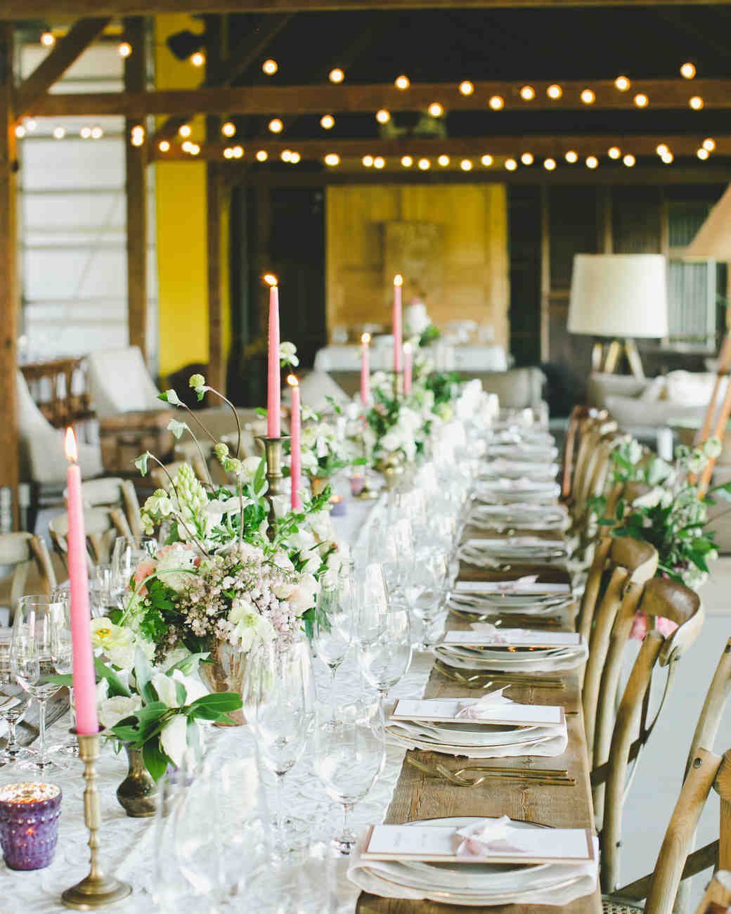 23 Candle Centerpieces That Will Light Up Your Reception ...