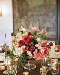 Floral Wedding Centerpieces | Martha Stewart Weddings